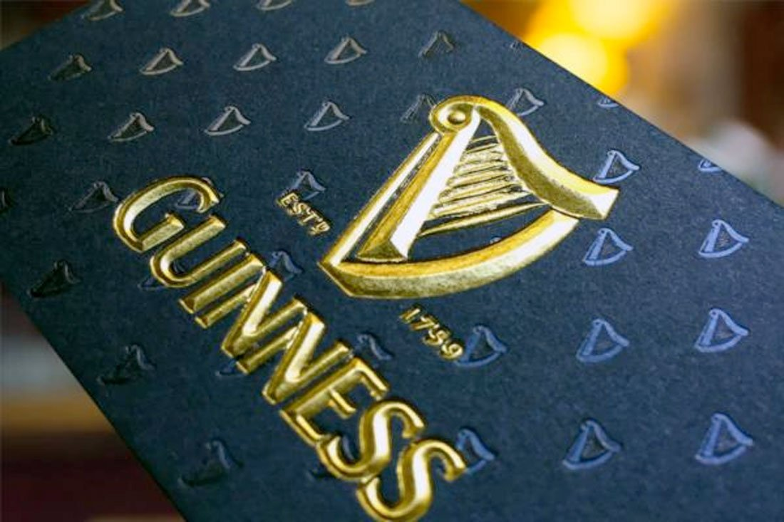 guinness Flyer Design Ideas & Inspiration: How to Stand Out design tips