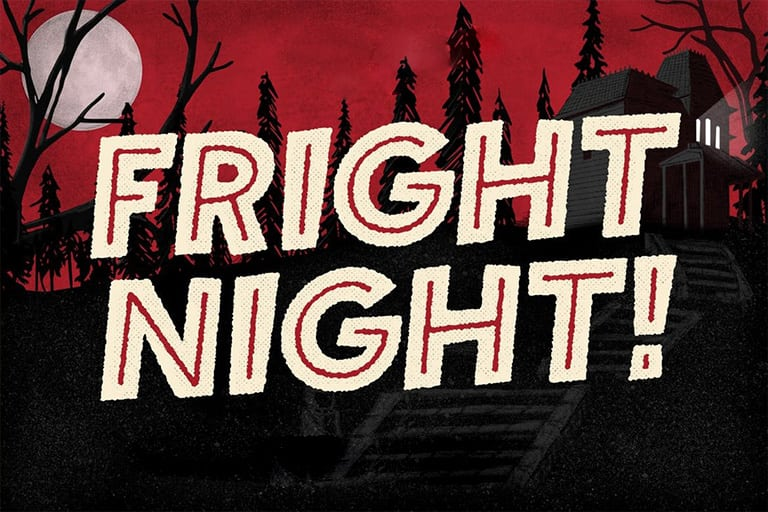 20  best spooky halloween fonts