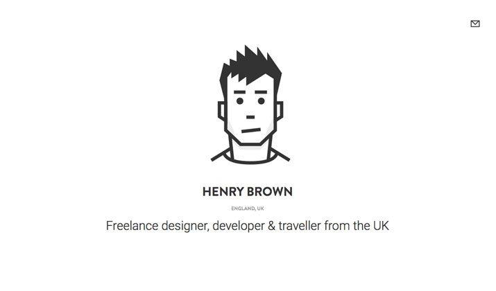 website animation