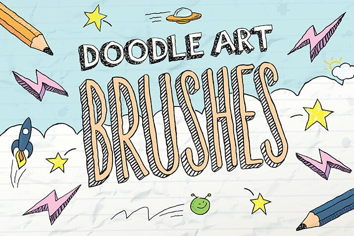 30+ Best High-Quality Photoshop & Illustrator Brushes