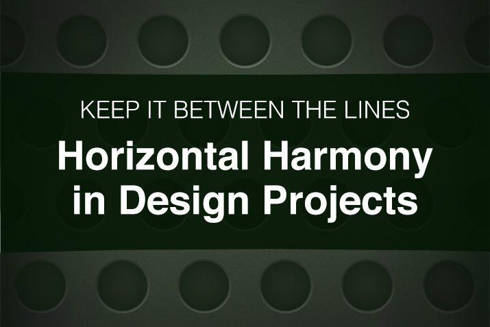 horizontal harmony