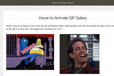 How to Code a Hover-to-Animate GIF Image Gallery