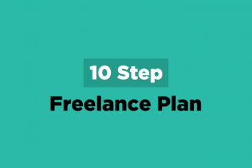 How to Be a Freelance Graphic Designer in 2020: A 10 Step Plan
