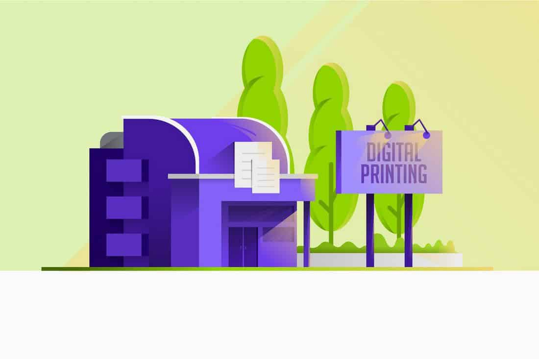 how to design brochure - printing