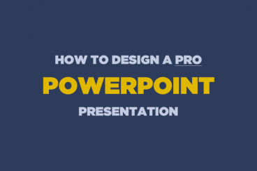 How to Design a Professional PowerPoint Presentation