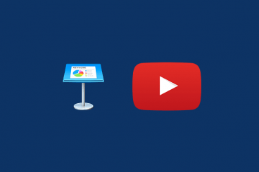 How to Embed a YouTube Video in Keynote