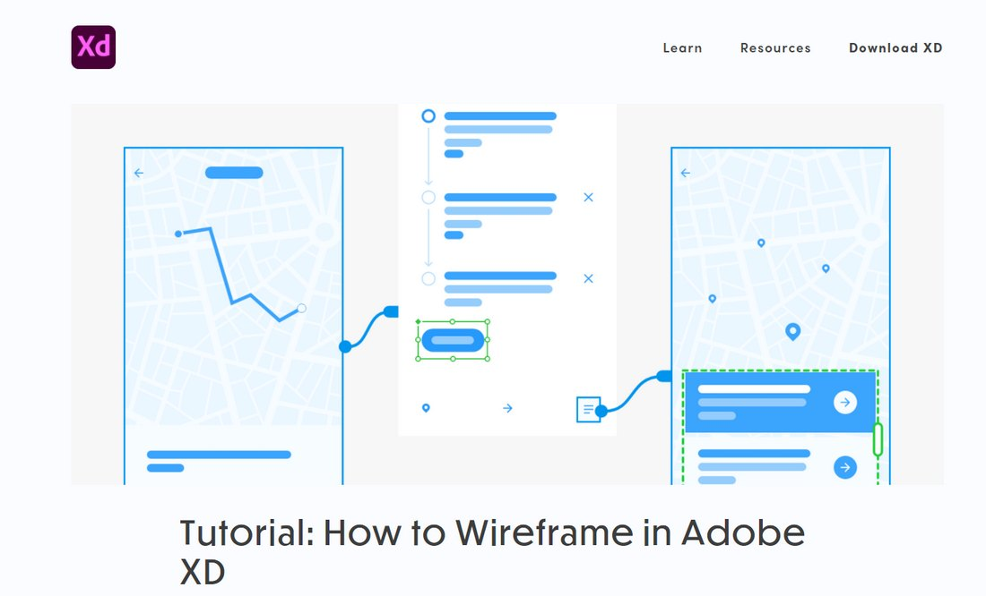 how to wireframe in adobe xd guide
