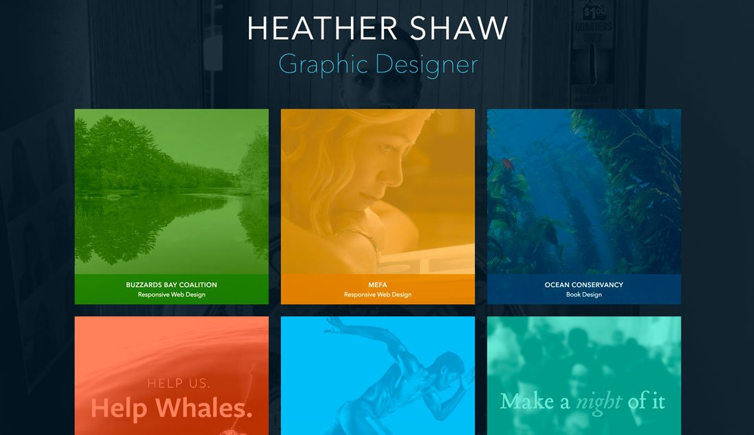hshaw 20+ Portfolio Design Trends in 2020 design tips