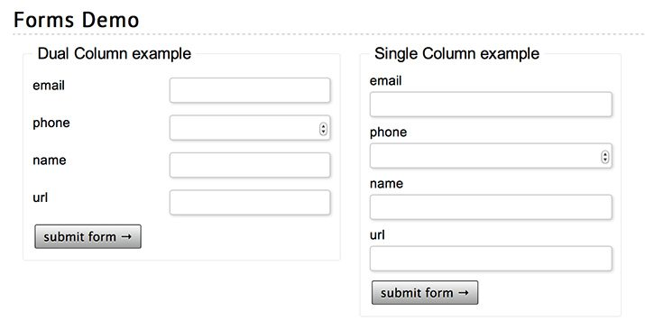 align form with css - CSS - W3Schools Forum