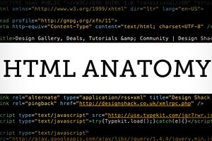 What Is HTML? the Anatomy of an HTML5 Document