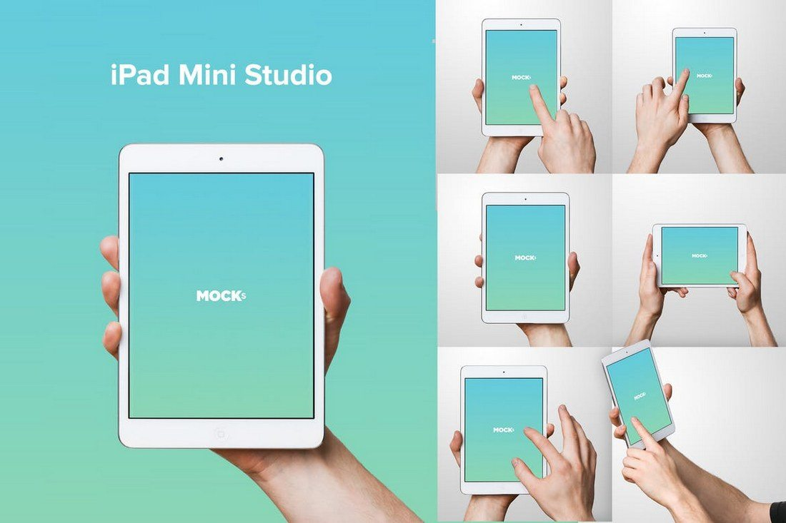 50 Ipad Mockup Psd Png Templates Design Shack