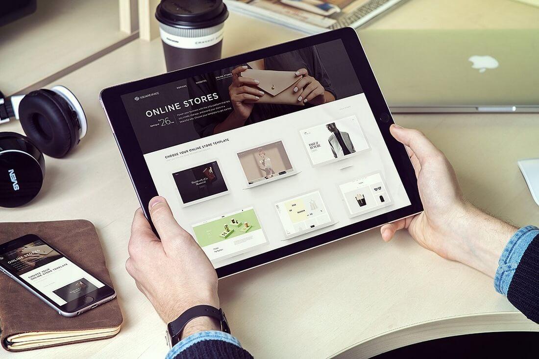 iPad-Pro-Mockups-v1 100+ iPad Mockups: PSDs, Photos & Vectors design tips