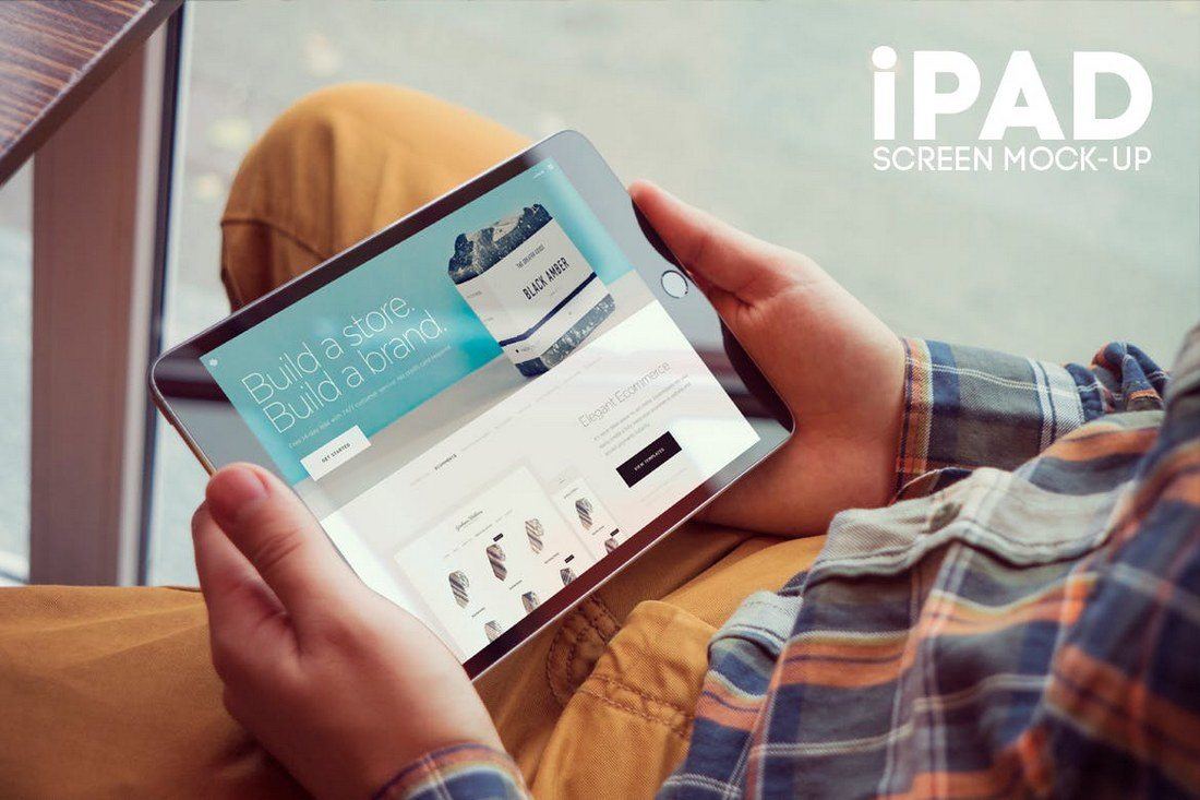 iPad-Screen-Mockup 20+ Best Responsive Website & App Mockup Templates design tips