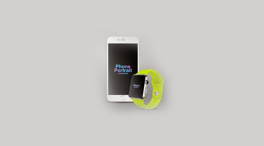 iPhone-6-iWatch-Mockups-Pack