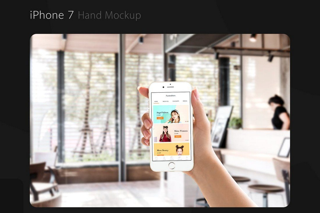 iPhone-7-Hand-Mockup 100+ iPhone PSD & Vector Mockups design tips