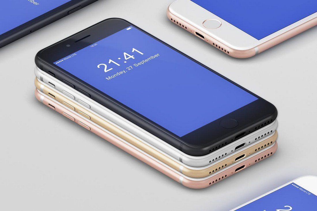 20 Best Iphone 8 Mockups Design Shack