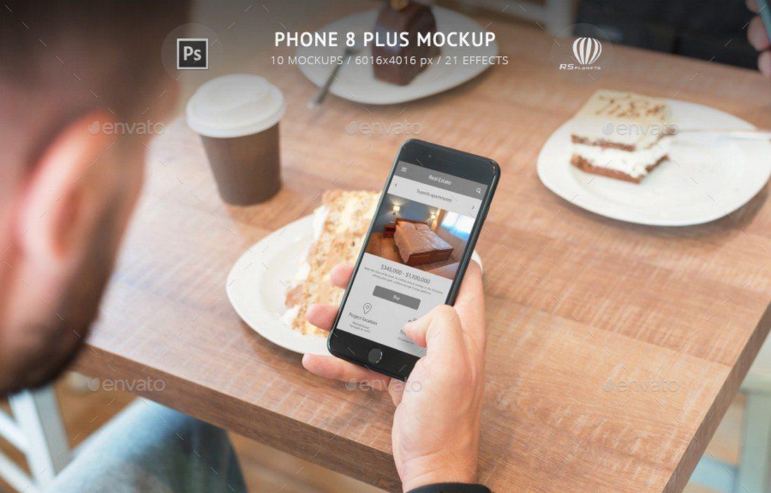 20 Best Iphone 8 Mockups Design Shack