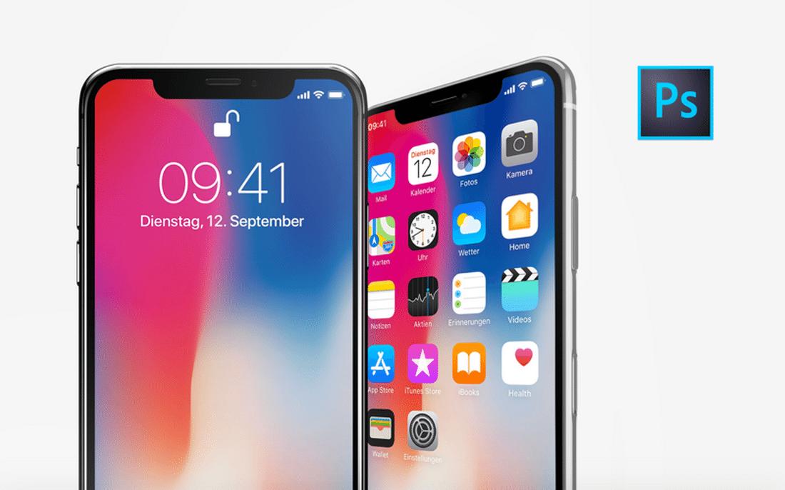 iPhone-X-%E2%80%93-10-Free-PSD-Mockups 30+ Best iPhone X Mockups (PSD, AI & Sketch) design tips