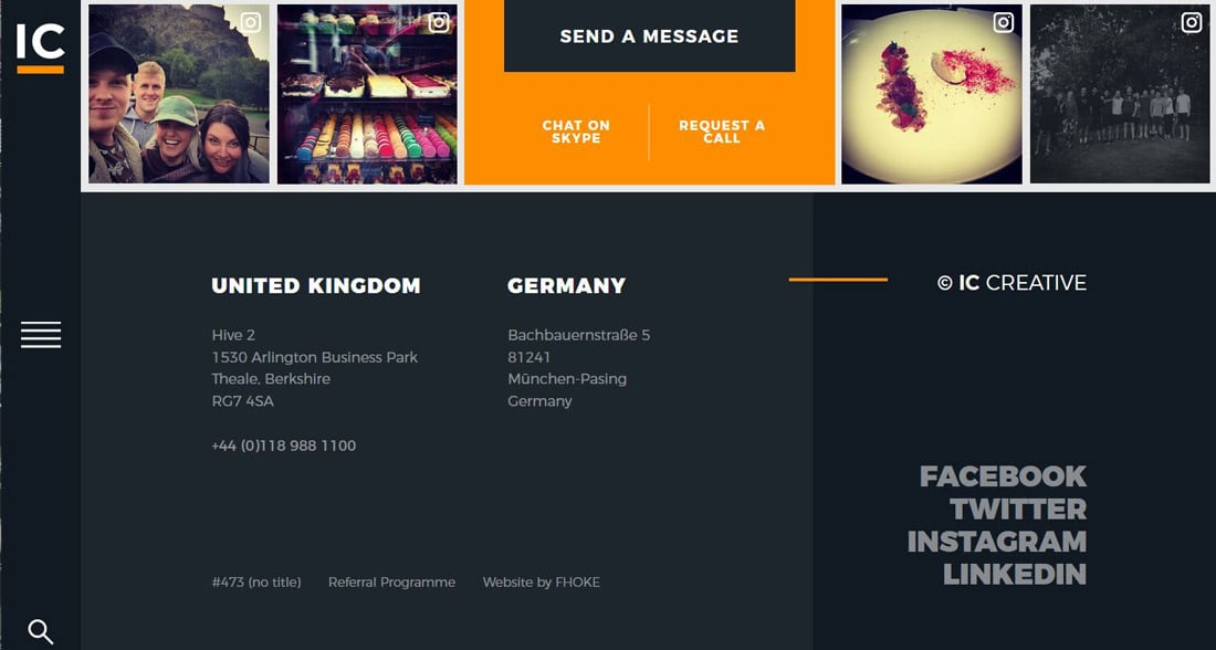 ic-create 7 Tips for Designing a Large Footer design tips