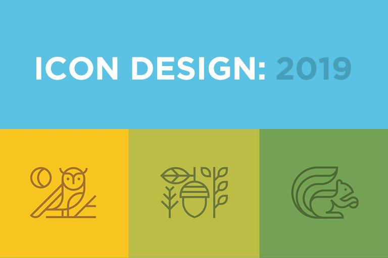 Icon Design in 2019: The Key Trends