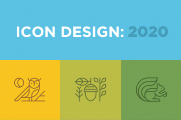 Icon Design in 2020: The Key Trends