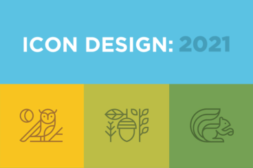 Icon Design in 2021: The Key Trends