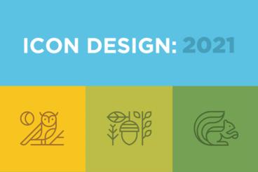 Icon Design in 2021: The Key Trends