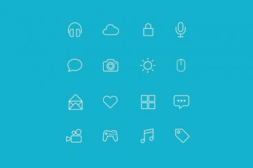 15+ Best Icon Fonts for Web & UI Design (Free + Premium)