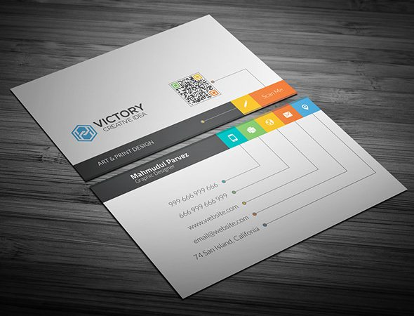 70 corporate creative business card psd mockup templates design free creative business card reheart Gallery