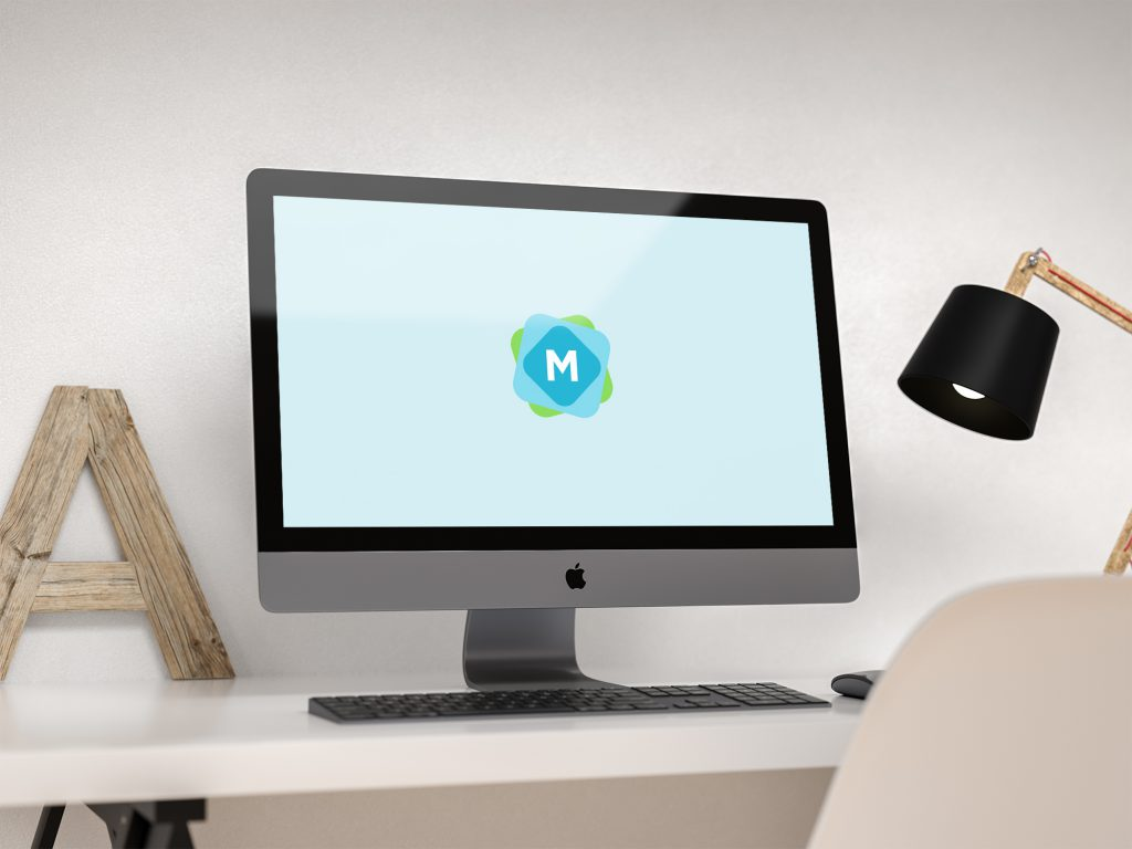 imac-pro-desk-scene-1024x768 40+ iMac Mockup PSDs, Photos & Vectors design tips
