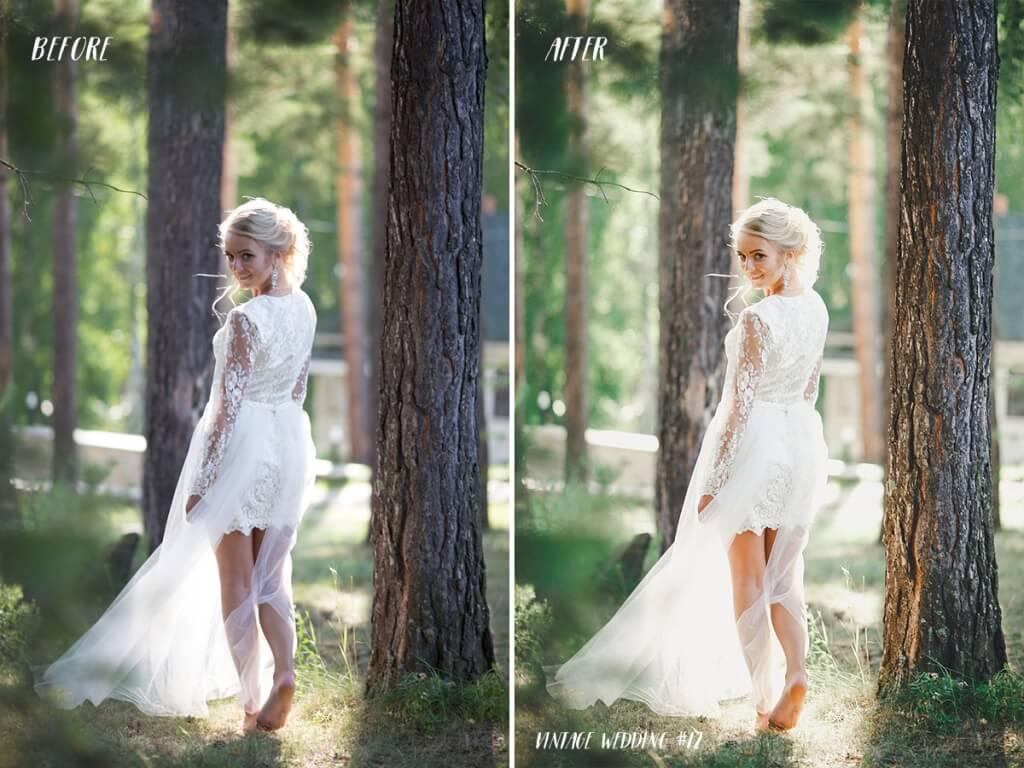 Пресет для свадьбы лайтрум вско