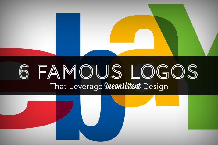 6 Famous Logos That Leverage Inconsistent Design Design