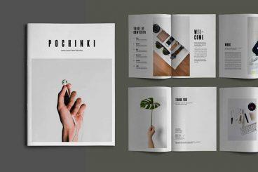 25+ Best InDesign Brochure Templates