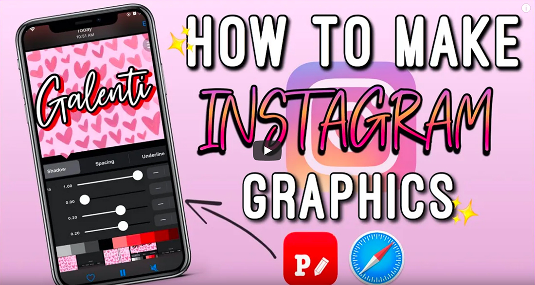 insta-graphics 15+ Best Instagram Design Tutorials design tips