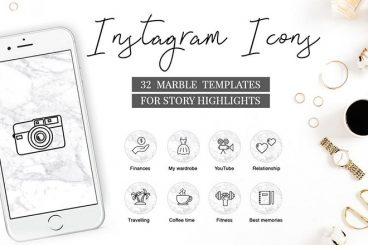 20+ Best Instagram Story Highlight Icons (Free + Pro)