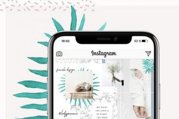 10+ Unique Instagram Layout Ideas & Concepts