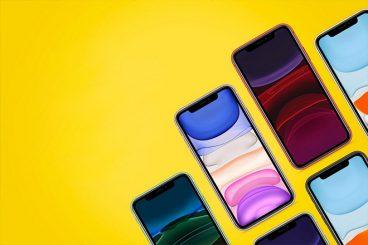 30+ Best iPhone 11 Mockups (PSD, AI & Sketch)