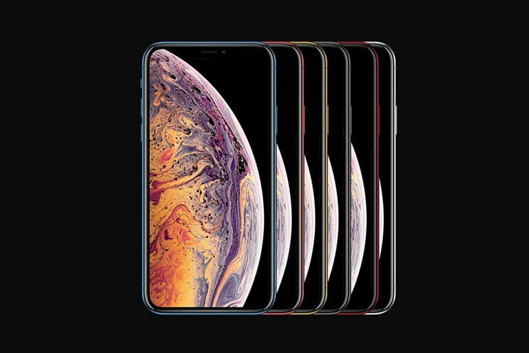 iPhone XS, XS Max & XR Mockups