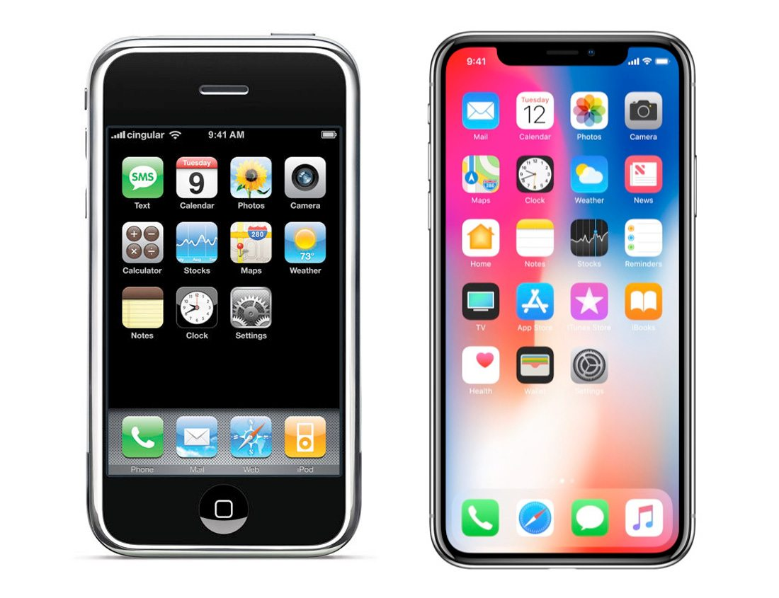 iphones 10 Examples of Timeless Apple Design design tips