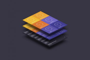 30+ Best Isometric Mockup Templates