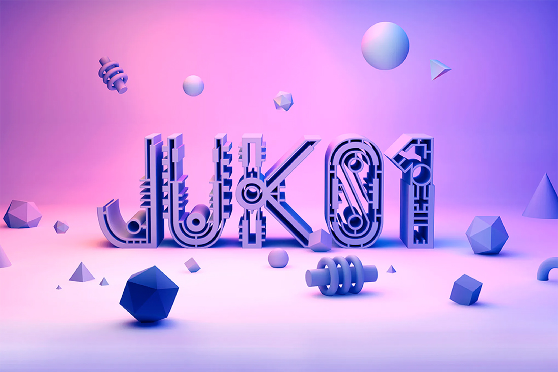 juk01 Design Trend: Experimental Typefaces & Fonts design tips