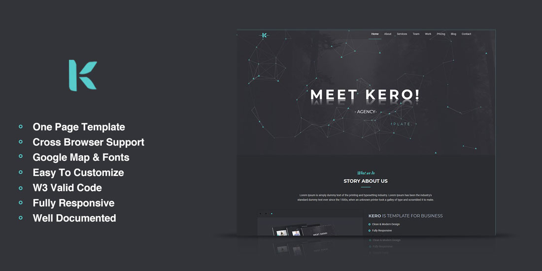 kero Codester: Web Design at Your Fingertips design tips