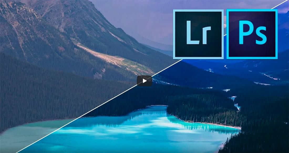 landscape-editing 15+ Best Lightroom Tutorials for Beginners + Pros design tips