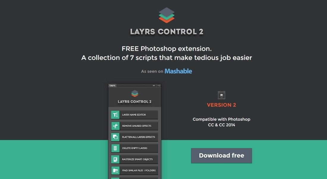 layrs-control-2 20+ Best Free Photoshop Plugins 2020 design tips