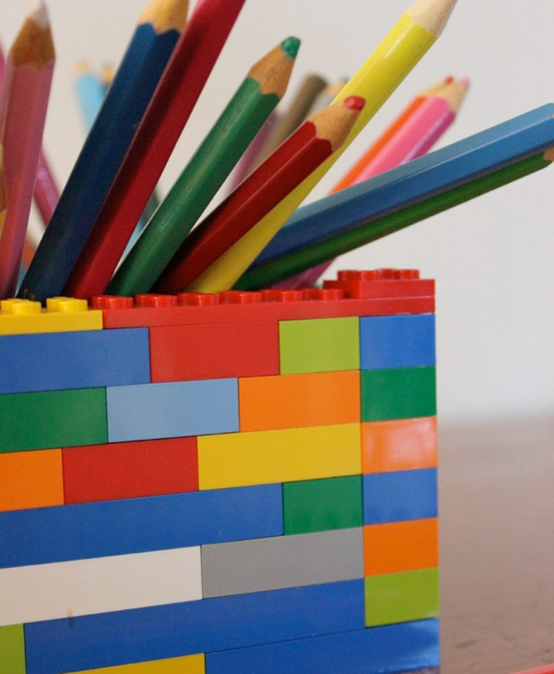 lego-pencil 20 DIY Projects to Improve Your Freelance Office design tips