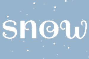 Make It Snow on Your Website With CSS Keyframe Animations