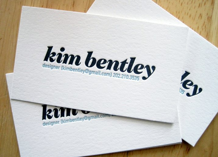 Getting started with letterpress printing design shack letterpress is a high quality printing method that can be used in a variety of ways the biggest obstacles with this type of design are often time and reheart Gallery