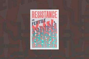 27 Inspiring Letterpress Style Posters