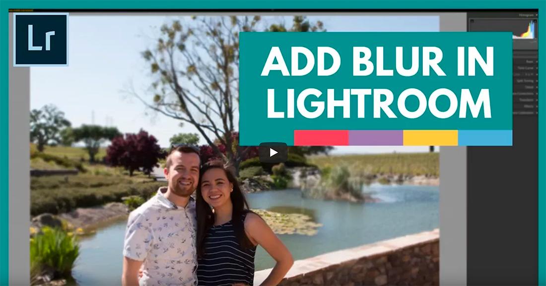 lightroom-blur 15+ Best Lightroom Tutorials for Beginners + Pros design tips