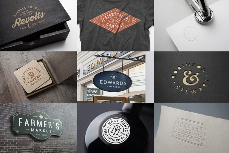 Best Logo Mockup Templates (PSD & Vector)